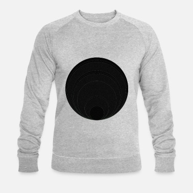 Cercle Cercle en cercle en cercle - Sweat-shirt bio Homme