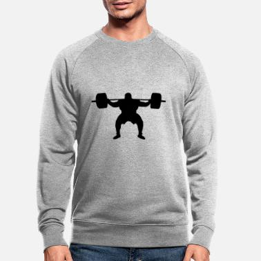 Squat Squat - Sweat-shirt bio Homme