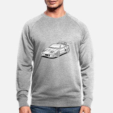 Car JDM Car - Men's Organic Sweatshirt
