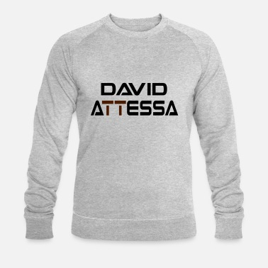 DAVID ATTESSA TT - Sweat-shirt bio Homme