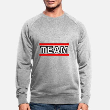 TEAM - Mannen bio sweater