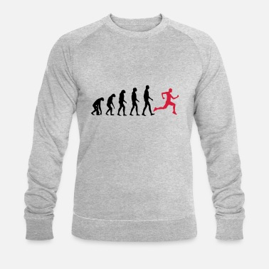 Course À Pied Jogger Evolution - Jogging - Fit-Sport-Fitness - Sweat-shirt bio Homme