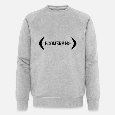 Boomerang Premium T shirt herr | Spreadshirt