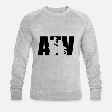 Atv ATV - Men's Organic Sweatshirt