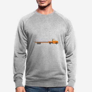 Transport transporter - Men's Organic Sweatshirt