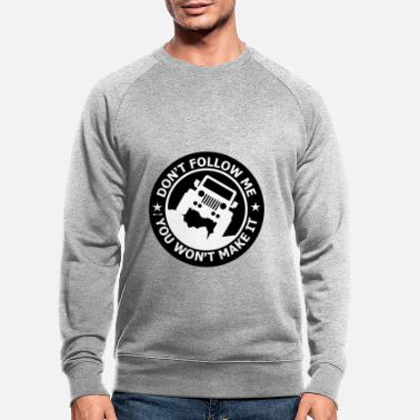 Jeep jeep - Men's Organic Sweatshirt
