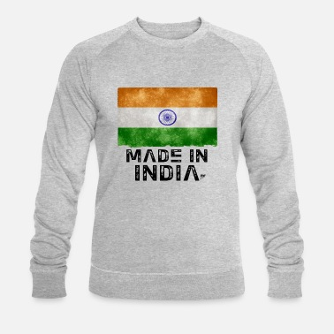 Made In India made in India - Men's Organic Sweatshirt