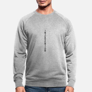 Intervention INTERVENTION - Men's Organic Sweatshirt