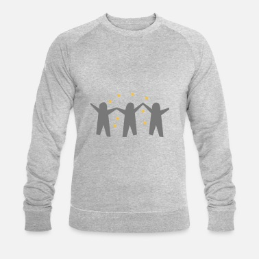 Group group - Men's Organic Sweatshirt