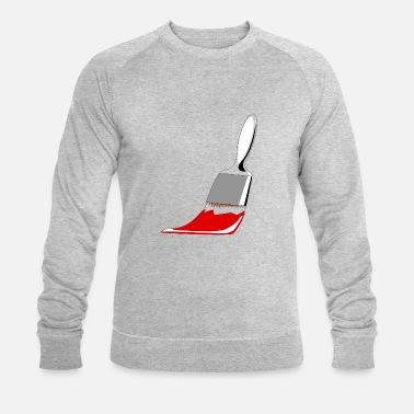Idea Brush gift idea idea idea - Men's Organic Sweatshirt