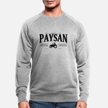 Agriculteur Paysan - Sweat-shirt bio Homme