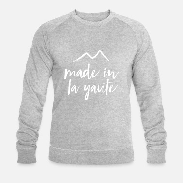 Made Made in la yaute - Sweat-shirt bio Homme