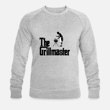 Grillmaster The Grillmaster - Men's Organic Sweatshirt