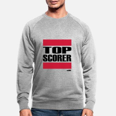 Scorer TOP SCORER - Men's Organic Sweatshirt