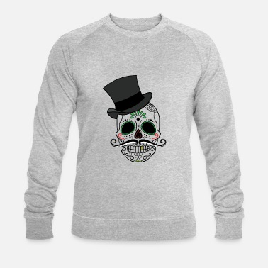 Day Of The Dead Day of the Dead - Men's Organic Sweatshirt