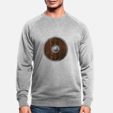 Holzschild Middle age wood sign - Men's Organic Sweatshirt