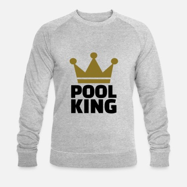 Pool Pool King - Sweat-shirt bio Homme