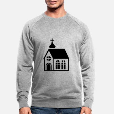 Église Église - Sweat-shirt bio Homme
