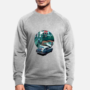 Car Japanese classic car - Men's Organic Sweatshirt