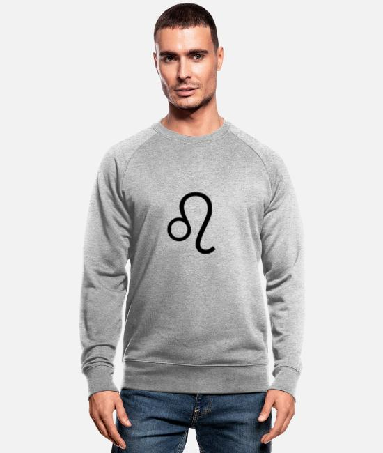 Indie Sweat-shirts - marque - Sweat-shirt bio Homme gris chiné