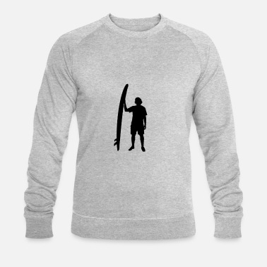 Surf Music surf - Men's Organic Sweatshirt