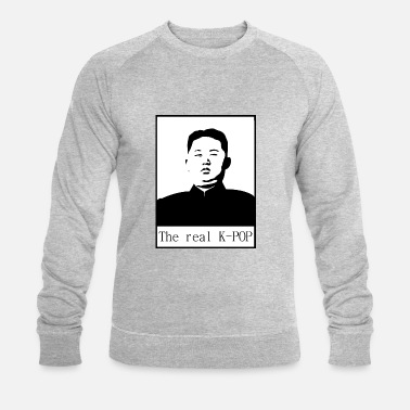 Pop Le vrai K-Pop - Sweat-shirt bio Homme