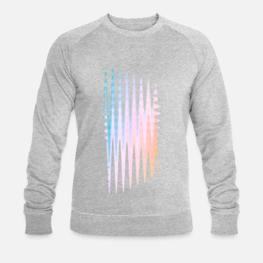 Design logo pastel - Men's Organic Sweatshirt