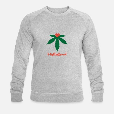 Mistlestoned - Mannen bio sweater
