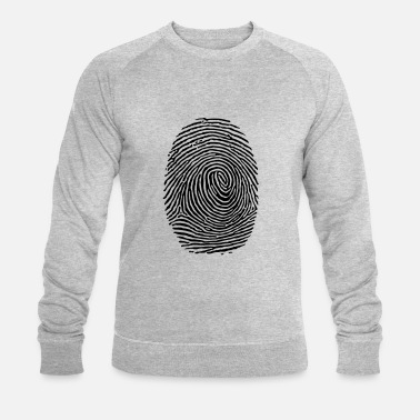 Empreintes Digitales Empreinte digitale - Empreinte digitale - Sweat-shirt bio Homme