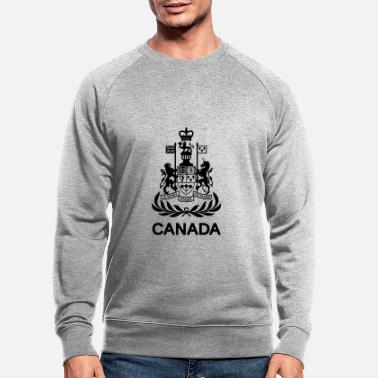 Military Command Chief Warrant Officer CANADA Army - Men's Organic Sweatshirt