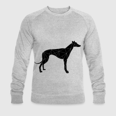 greyhound - Men's Organic Sweatshirt by Stanley & Stella