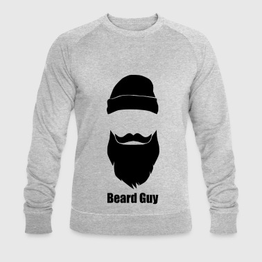 BeardGuy # 1 - Sweat-shirt bio Stanley & Stella Homme
