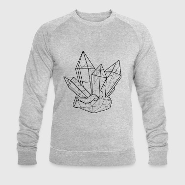 Crystal - Men's Organic Sweatshirt by Stanley & Stella