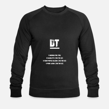 DT - Men's Organic Sweatshirt