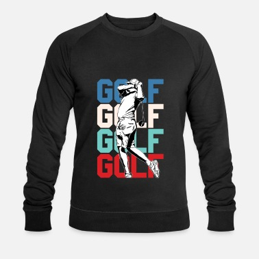 Golf golf - Men's Organic Sweatshirt by Stanley & Stella