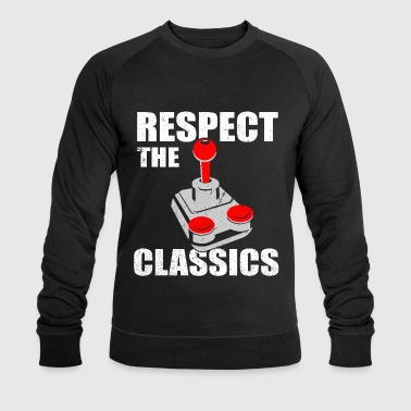 RESPECT THE CLASSICS - Men's Organic Sweatshirt by Stanley & Stella
