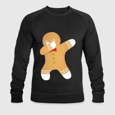 Christmas Cookie - Dabbing Dab Dance Gift - Sweat-shirt bio Stanley & Stella Homme