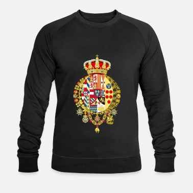 Sicily Kingdom of the Two Sicilies, Regno due sicilie - Men's Organic Sweatshirt by Stanley & Stella