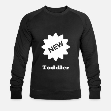 Toddler toddler - Men's Organic Sweatshirt by Stanley & Stella