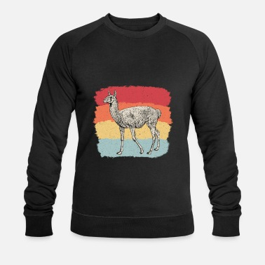 Andes Alpacas Camels Andes Cool Gift - Men's Organic Sweatshirt