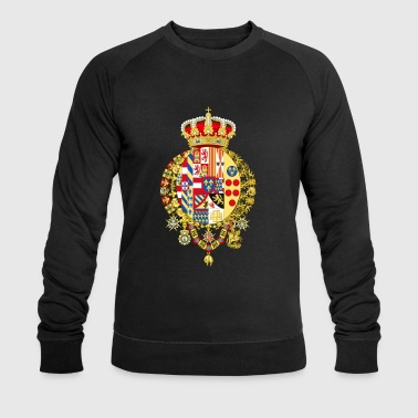 Kingdom of the Two Sicilies, Regno due sicilie - Men's Organic Sweatshirt by Stanley & Stella