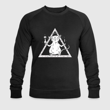 The Real Martyr Of Human Race - Männer Bio-Sweatshirt von Stanley & Stella