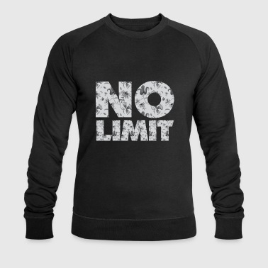 NO LIMIT - Men's Organic Sweatshirt by Stanley & Stella