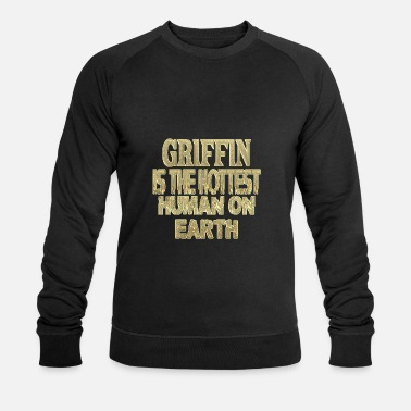 Griffin Griffin - Men's Organic Sweatshirt