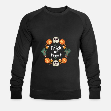 Trick Or Treat Trick or Treat / Trick or Treat - Men's Organic Sweatshirt