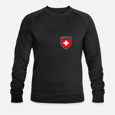 Switzerland Switzerland - Men's Organic Sweatshirt