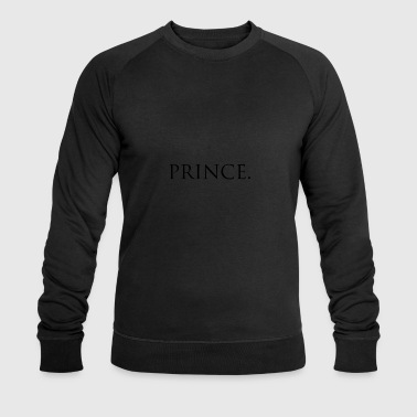 Prince. Le prince vous - Sweat-shirt bio Stanley & Stella Homme