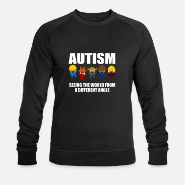 Autism Awareness Autism Awareness Gift T-shirt - Men's Organic Sweatshirt by Stanley & Stella
