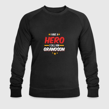 Superenkel / Hero / Grandson / Gift - Men's Organic Sweatshirt by Stanley & Stella
