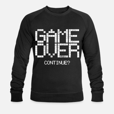 Game Over Game over - Mannen bio sweater
